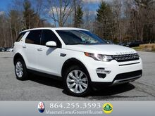 2016_Land Rover_Discovery Sport_HSE LUX_ Greenville SC