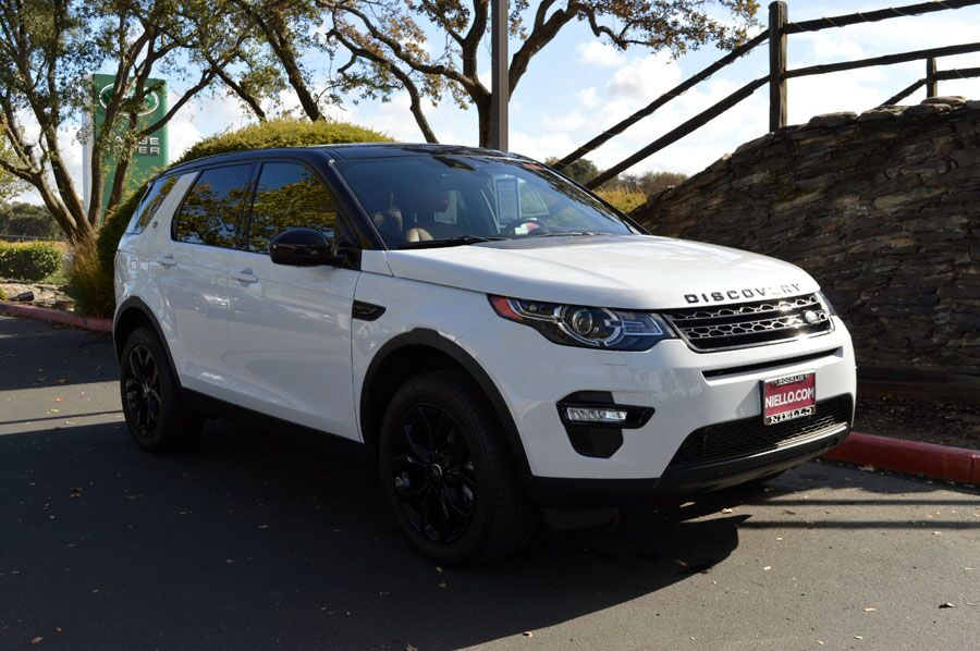 2016 land rover discovery sport hse luxury rocklin ca 20923499. Black Bedroom Furniture Sets. Home Design Ideas