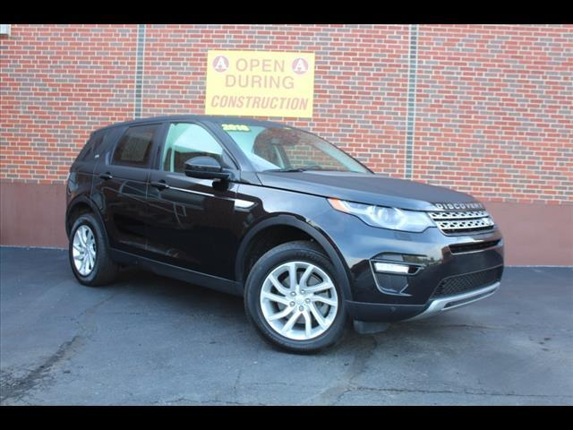 2016 Land Rover Discovery Sport Hse Merriam Ks 14812237