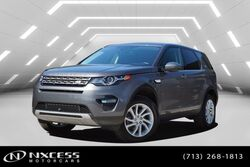 Land Rover Discovery Sport HSE Navigation Panoramic Roof Backup Camera Warranty. 2016
