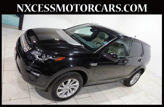 2016 Land Rover Discovery Sport HSE PANO-ROOF NAVIGATION WINTER PKG 1-OWNER. Houston TX