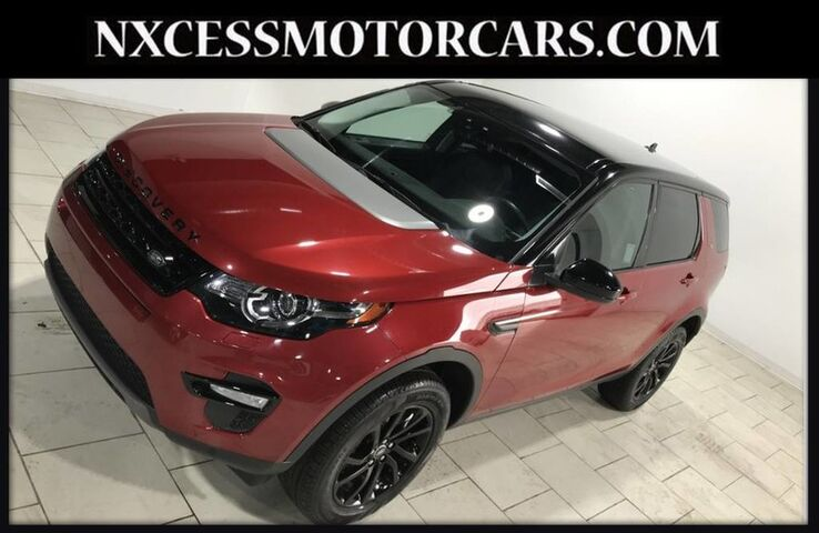 2016 Land Rover Discovery Sport HSE SUPERCHARGED 1-OWNER COMPACT Houston TX
