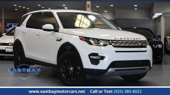 2016_Land Rover_Discovery Sport_HSE_ San Ramon CA