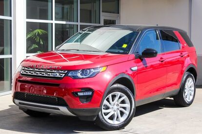 2016_Land Rover_Discovery Sport_HSE_ Seattle WA