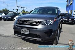 2016_Land Rover_Discovery Sport_SE / 4X4 / Turbocharged / Front & Rear Heated Leather Seats / Heated Steering Wheel / Bluetooth / Back Up Camera / Low Miles / 26 MPG / 1-Owner_ Anchorage AK