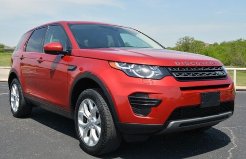 2016_Land Rover_Discovery Sport_SE 4x4_ Fort Worth TX