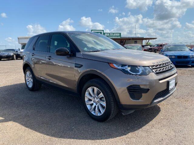 2016 Land Rover Discovery Sport SE Laredo TX
