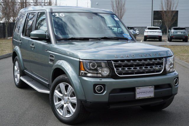 2016 Land Rover LR4 4WD 4dr HSE *Ltd Avail* Fairfield CT