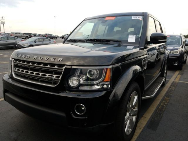 2016 Land Rover LR4 HSE Charlotte NC