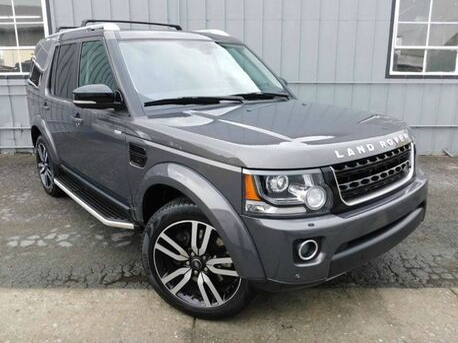 2016_Land Rover_LR4_HSE LUX Landmark Edition_ San Rafael CA