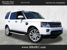 2016_Land Rover_LR4_HSE_ Kansas City KS