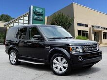 2016 Land Rover LR4 HSE Silver Edition Greenville SC