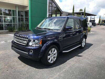 2016_Land Rover_LR4_HSE Silver Edition_ Charleston SC