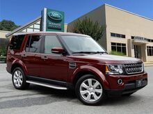 2016_Land Rover_LR4_HSE_ Mills River NC