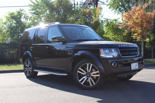 2016 Land Rover LR4 LM TOW Fairfield CT
