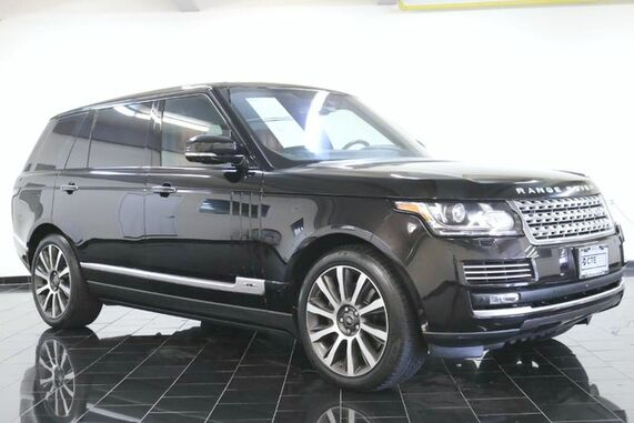 2016_Land Rover_Range Rover_4WD 4dr Autobiography LWB, Panoramic Roof, Vision Assist Pack, Driver Assistance Package, Climate Comfort Package, Meridian Premium Surround Sounds,_ Leonia NJ