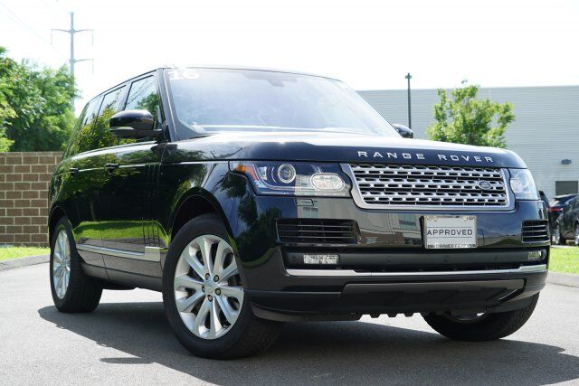 2016 Land Rover Range Rover 4WD 4dr HSE Fairfield CT