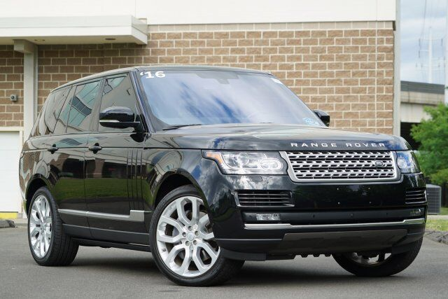 2016 Land Rover Range Rover 4WD 4dr Supercharged Fairfield CT