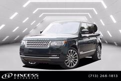 2016_Land Rover_Range Rover_5.0 V8 Supercharged Panoramic Roof Low Miles Extra Clean._ Houston TX