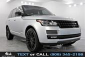 2016 Land Rover Range Rover 5.0L Supercharged