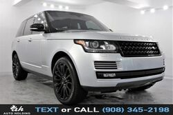 Land Rover Range Rover 5.0L Supercharged 2016