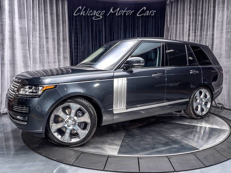 2016_Land Rover_Range Rover_Autobiography_ Chicago IL