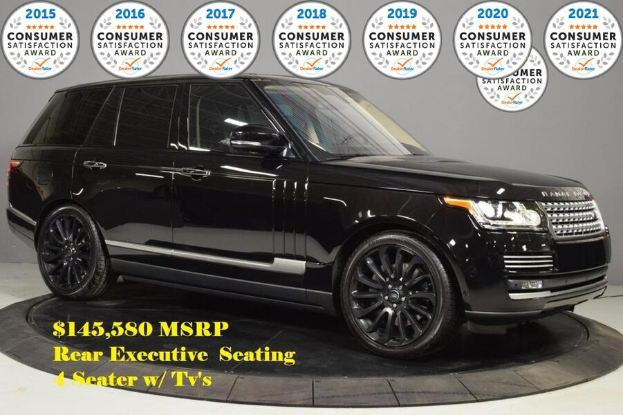 2016_Land Rover_Range Rover_Autobiography_ Glendale Heights IL