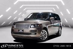 2016_Land Rover_Range Rover_Diesel HSE One Owner Clean Carfax!_ Houston TX