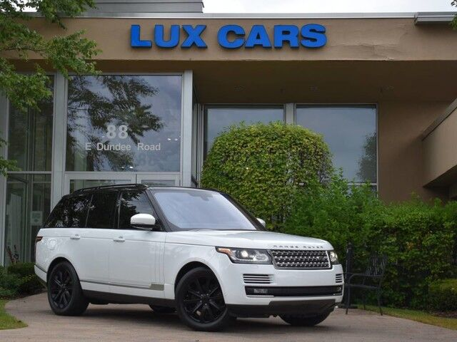2016_Land Rover_Range Rover_Diesel HSE Panoroof Nav 4WD MSRP $102,995_ Buffalo Grove IL