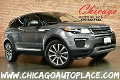 2016_Land Rover_Range Rover Evoque_HSE - 2.0L TURBOCHARGED I4 ENGINE 4 WHEEL DRIVE NAVIGATION BACKUP CAMERA BLACK LEATHER HEATED SEATS KEYLESS GO PUSH BUTTON START PANO ROOF MERIDIAN AUDIO POWER LIFTGATE XENONS_ Bensenville IL