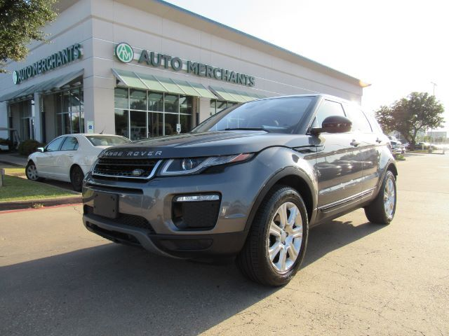 Land Rover Warranty >> 2016 Land Rover Range Rover Evoque Se Leather Panoramic Sunroof Navigation Backup Cam Under Factory Warranty