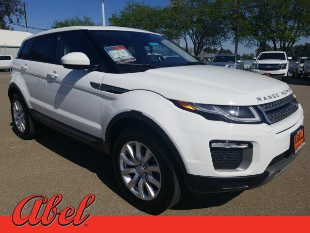 2016 Land Rover Range Evoque Se Premium Near Martinez And San Francisco Ca 29750071