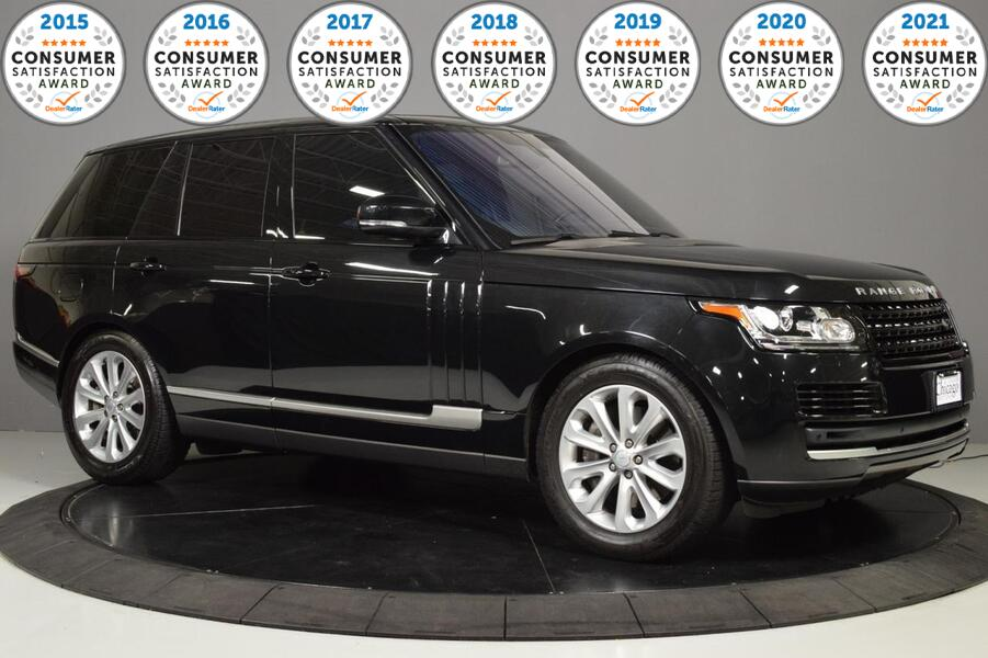 2016_Land Rover_Range Rover_HSE_ Glendale Heights IL