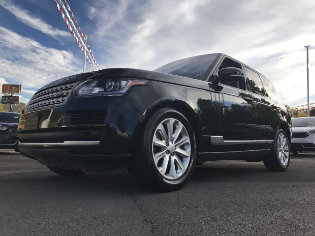 2016 Land Rover Range Rover HSE Mount Hope WV