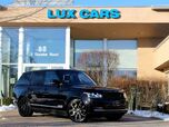 2016 Land Rover Range Rover HSE PANOROOF NAV 4WD MSRP $110,652