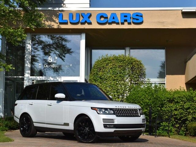 2016_Land Rover_Range Rover_HSE Panoroof Nav 4WD MSRP $102,985_ Buffalo Grove IL