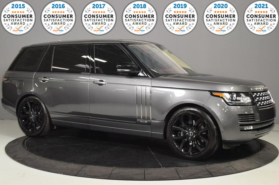 2016_Land Rover_Range Rover_SV Autobiography_ Glendale Heights IL