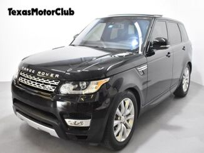 2016_Land Rover_Range Rover Sport_4WD 4dr V6 HSE_ Arlington TX