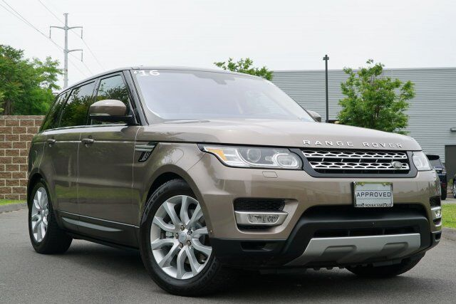 2016 Land Rover Range Rover Sport 4WD 4dr V6 HSE Fairfield CT