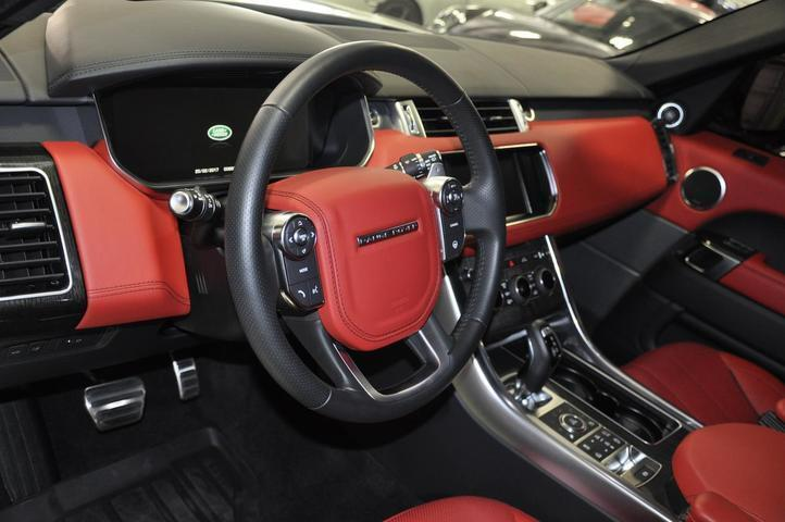 2016 Land Rover Range Rover Sport Autobiography Autobiography Tomball TX
