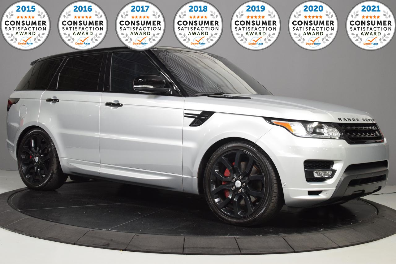 2016 Land Rover Range Rover Sport Autobiography Glendale Heights IL