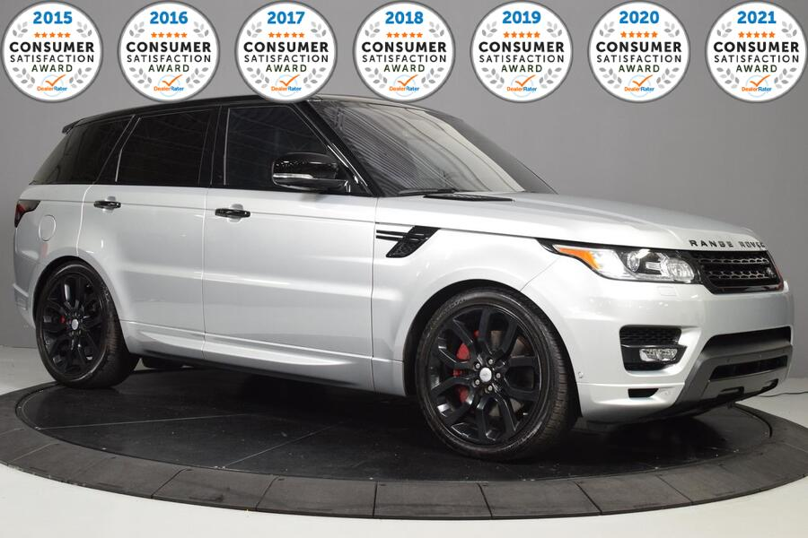 2016_Land Rover_Range Rover Sport_Autobiography_ Glendale Heights IL