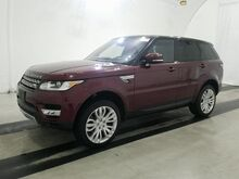 2016_Land Rover_Range Rover Sport_HSE_ Charlotte NC