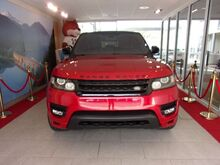 2016_Land Rover_Range Rover Sport_HSE LIMITED EDITION RED ROSSO INTERIOR_ Charlotte NC