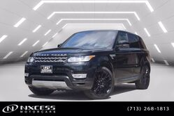 Land Rover Range Rover Sport HSE One Owner Clean Carfax Extra Clean! 2016