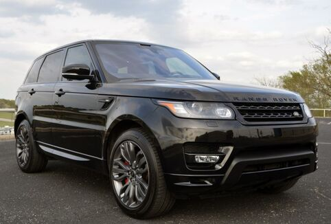2016_Land Rover_Range Rover Sport_HSE V6 Supercharged HSE HST Limited Edition_ Fort Worth TX