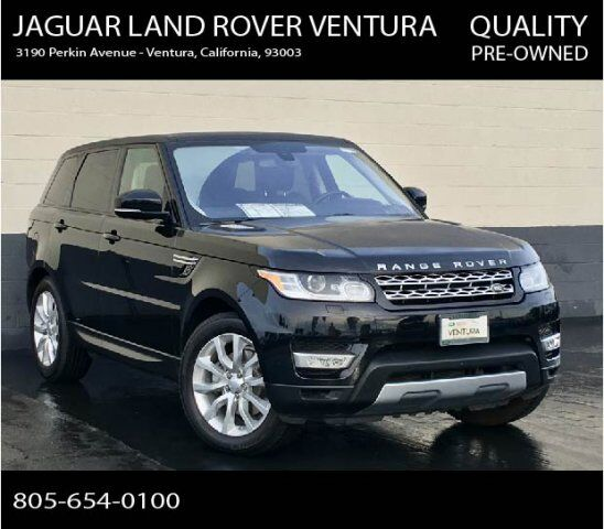 2018 Land Rover Discovery Sport Hse Road Test: 2016 Land Rover Range Rover Sport V6 Diesel HSE Ventura CA
