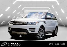 2016_Land Rover_Range Rover Sport_V6 HSE NAVIGATION BACKUP CAMERA LOADED_ Houston TX