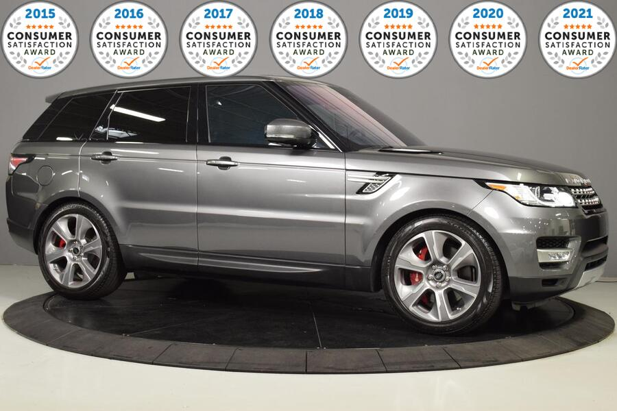 2016_Land Rover_Range Rover Sport_V8_ Glendale Heights IL