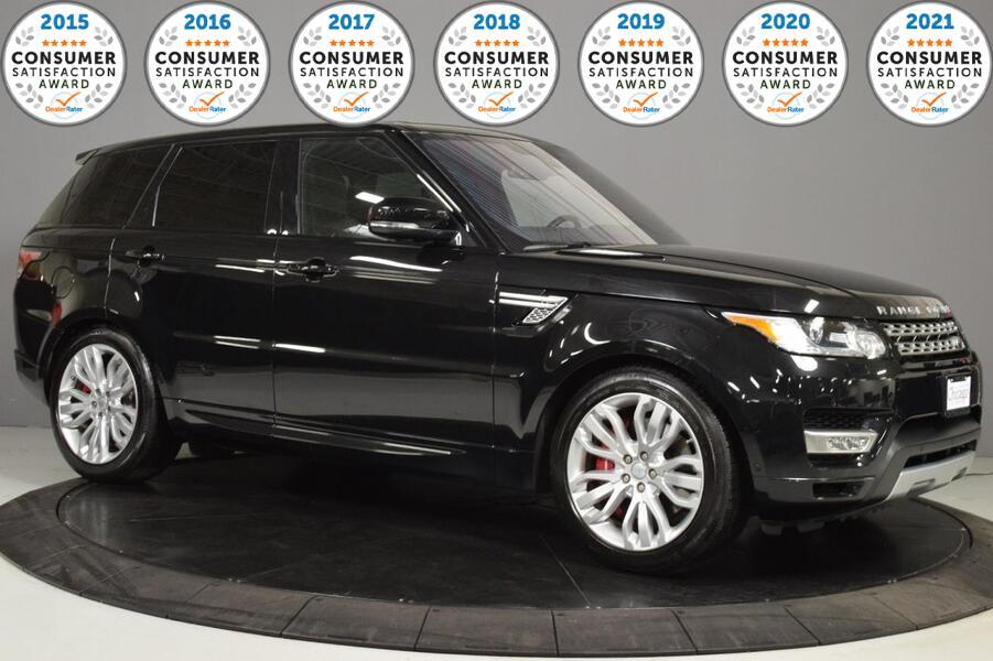 2016_Land Rover_Range Rover Sport_V8_ Glendale Heights IL